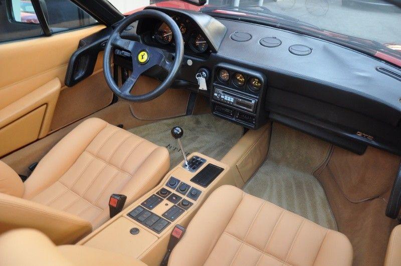1986 Ferrari 328 Gts Ferrari 328 Ferrari Car Ferrari