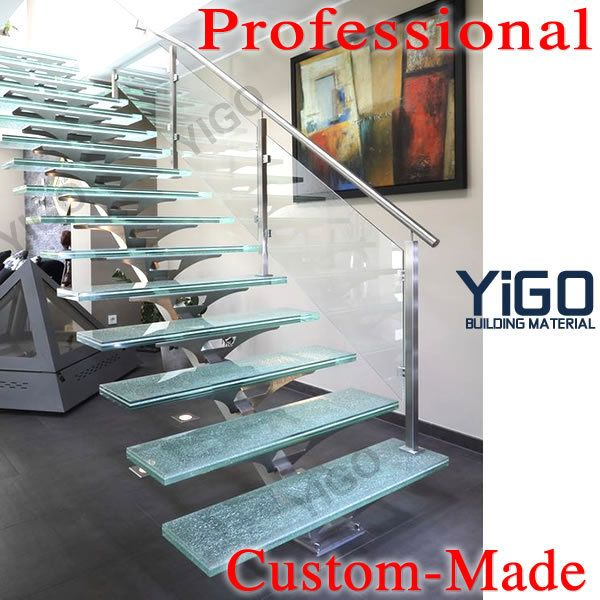 Best Glass Staircase Price Used Metal Stairs Indoor Glass 400 x 300