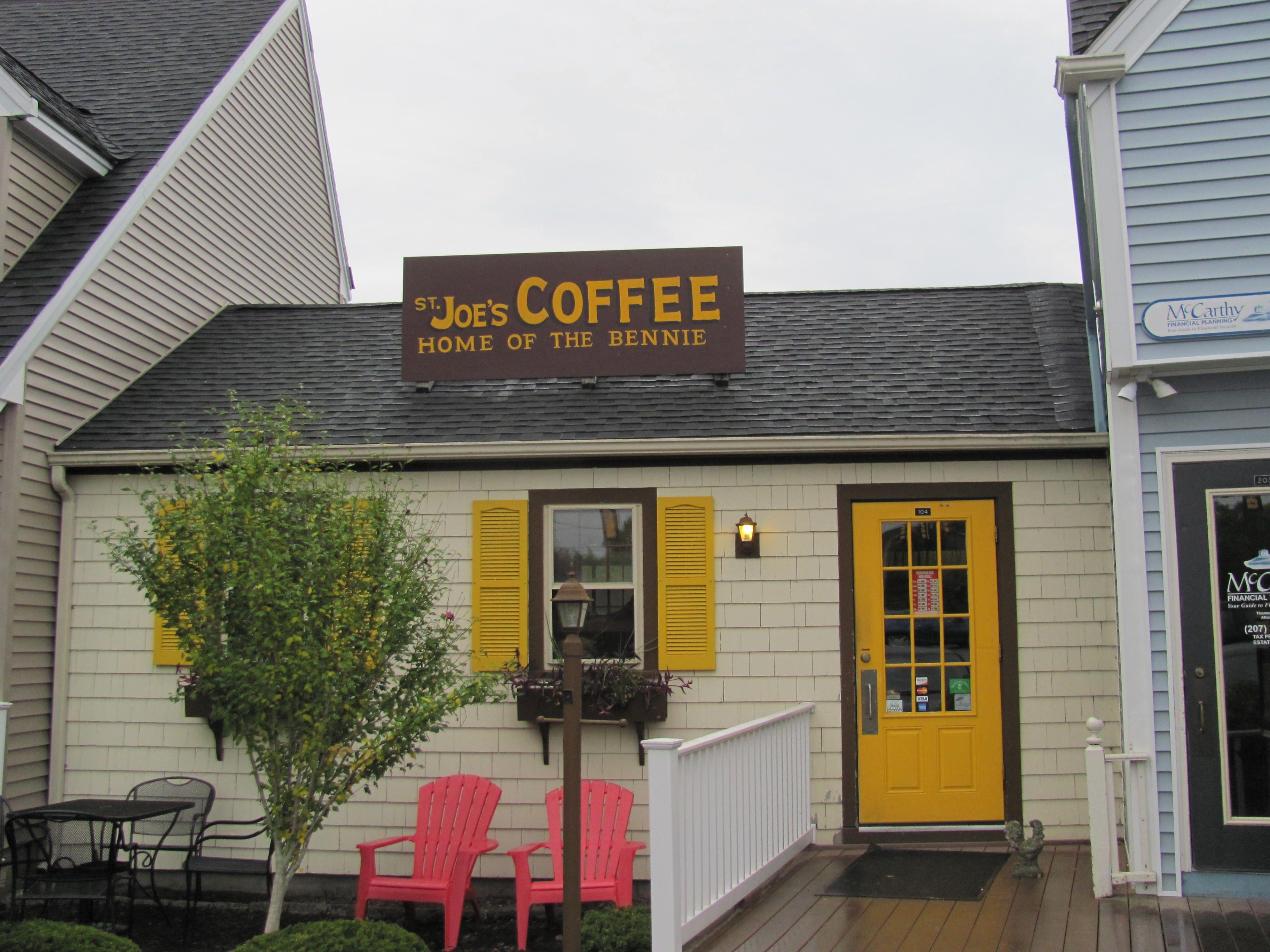St Joe S Coffee In York Maine York Maine Visit Maine Maine