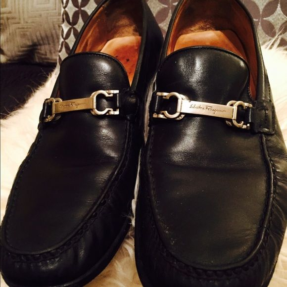 Men's ferragamo shoes Nice condition men's designer ferragamo loafers. Salvatore Ferragamo Shoes Flats & Loafers