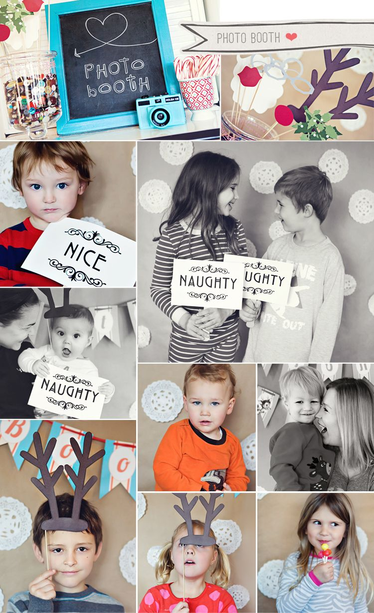 This is an awesome idea for a family Christmas card... anyone ...