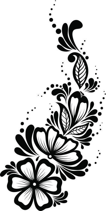 Mehndi es la forma en la que se denomina a la aplicación de henna, también conocida como