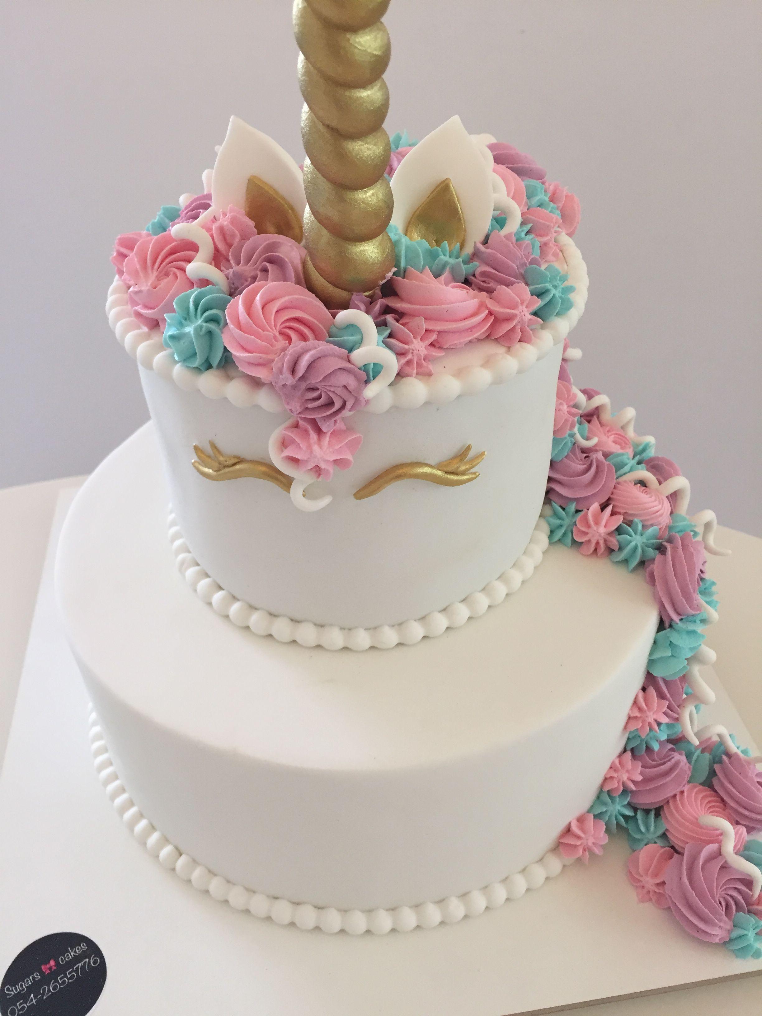 תוצאת תמונה עבור עוגת חד קרן