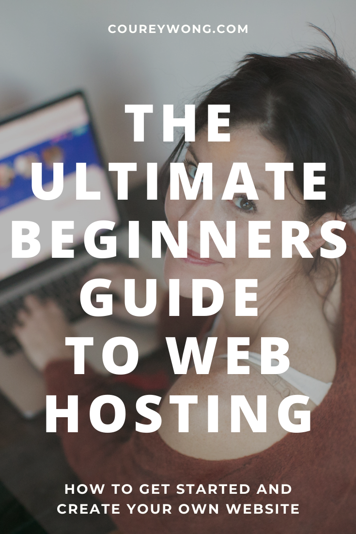 The Beginners Guide To Web Hosting In 2020 Create Your Own Website Web Hosting Web Development Programming