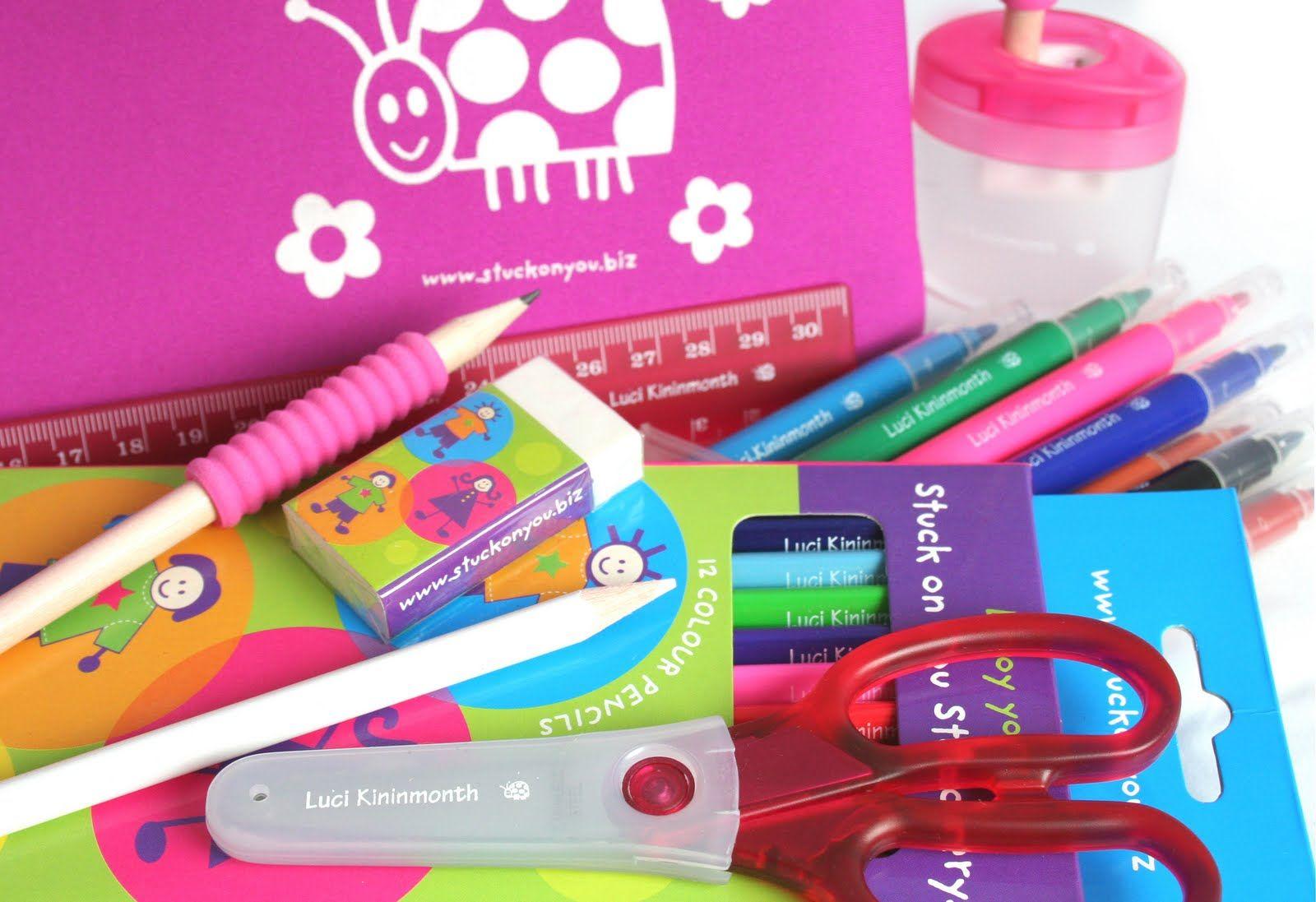 الأدوات المدرسية اللى هيحتاجها الأطفال كنت تعرف دي School Supplies School Stick