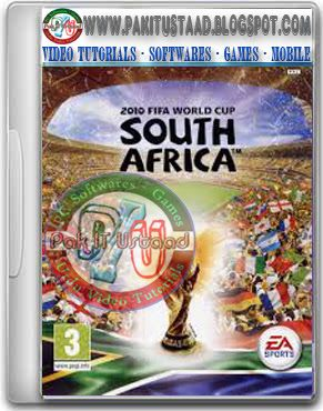 Fifa World Cup 2010 Pc Game Cover Fifa World Cup Fifa World Cup Game World Cup