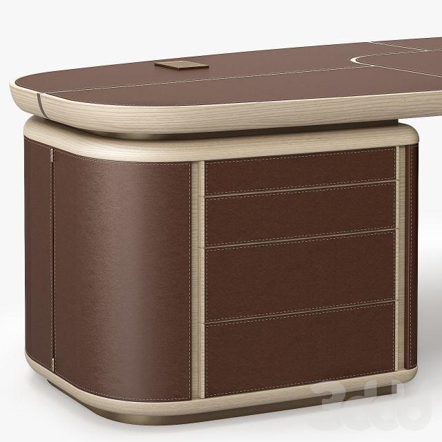 Tycoon Desk in 2020 Luxury office, Office
