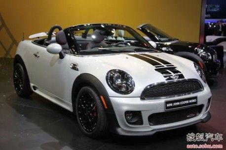 mini roadster. i want this.