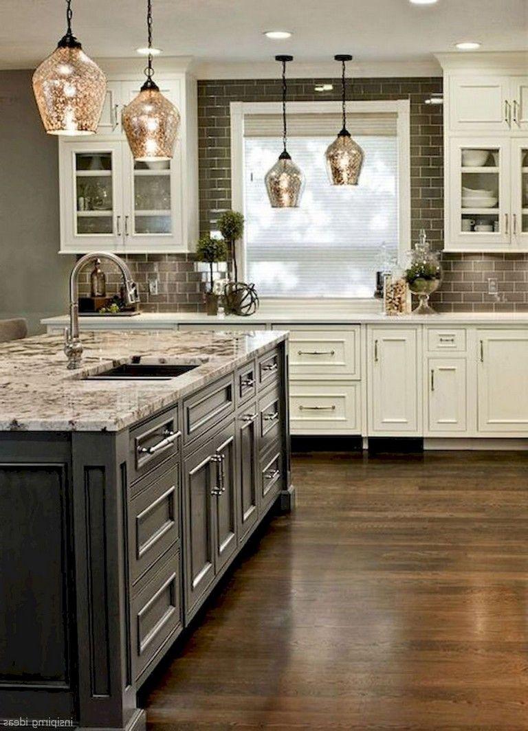 Best 48 Amazing Modern Farmhouse Kitchen Makeover Ideas 400 x 300