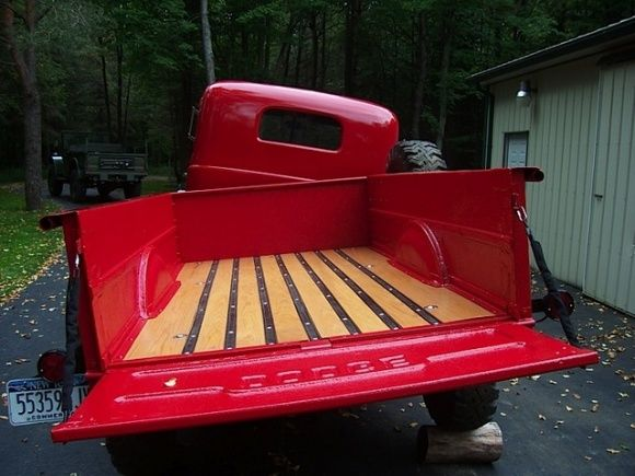 swivel frame 1958 dodve power wagon w300m for sale bed power wagon power pinterest beds dodge and frames