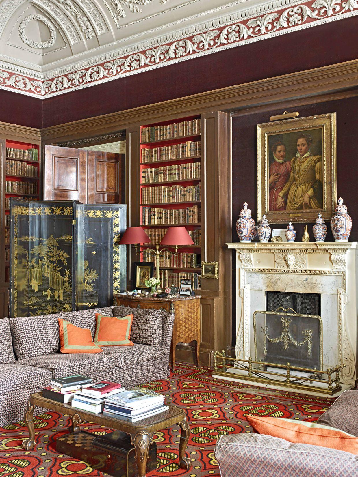 Tour a Legendary Manor in Northern Ireland   Interior ...