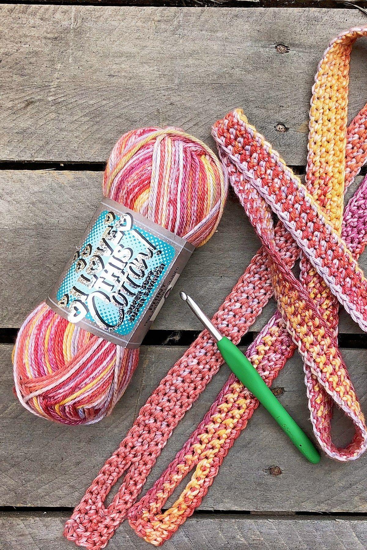 Crochet Yoga Mat Strap Pattern For Easy Carrying Coffee Chaos And Christ Yoga Mat Strap Crochet Diy Crochet