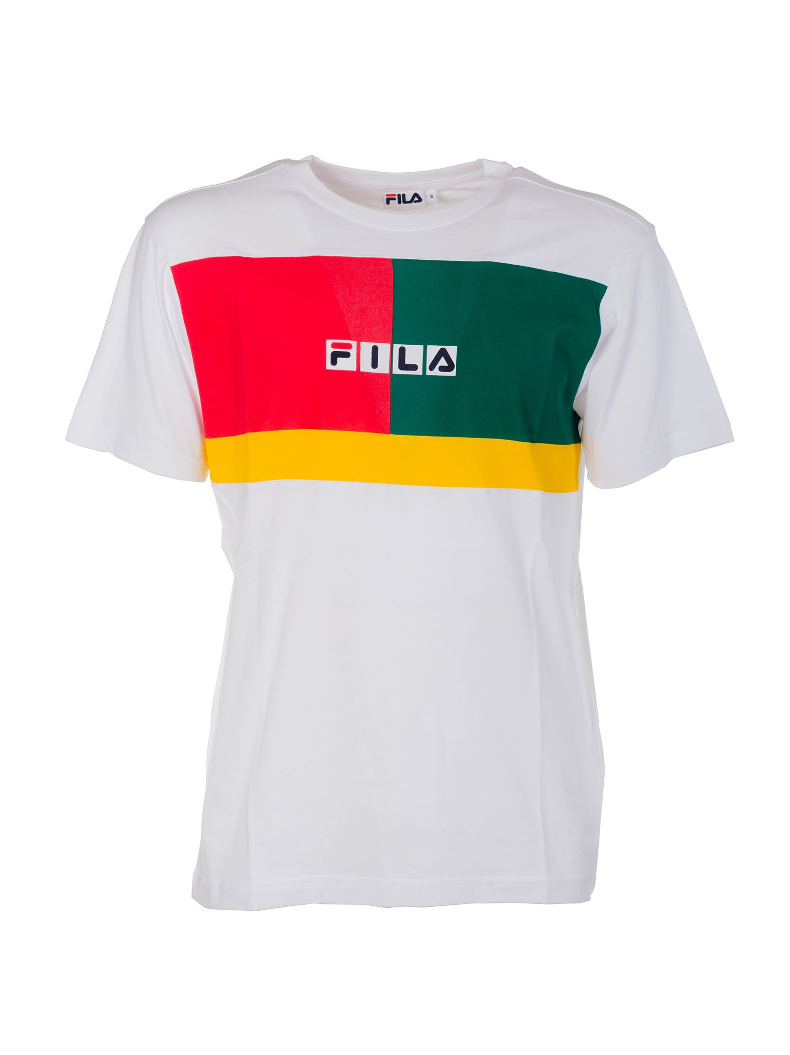 e335022981a76b FILA ANTONY. #fila #cloth | Fila in 2019 | Tshirt colors, T shirt ...