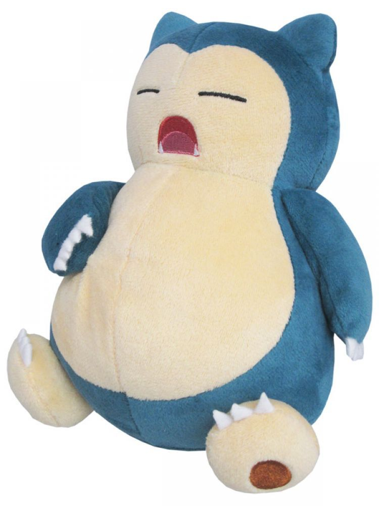 """Pokemon"" Plush All Star Collection Vol. 3 PP23 Snorlax (S Size) ( Sanei-boeki )"