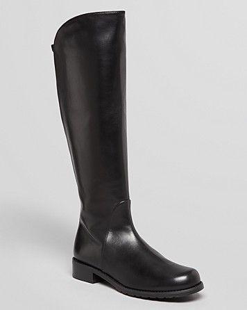 8fe404d388f Stuart Weitzman Tall Flat Boots - Nuarlington | Bloomingdale's ...