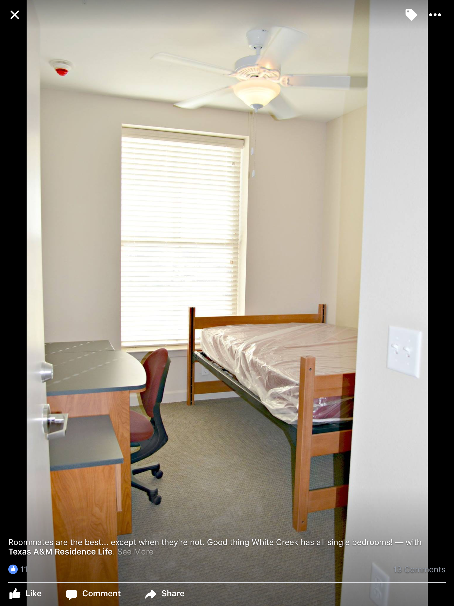 White Creek Apartments Tamu Texas A M Example Of Private Bedroom