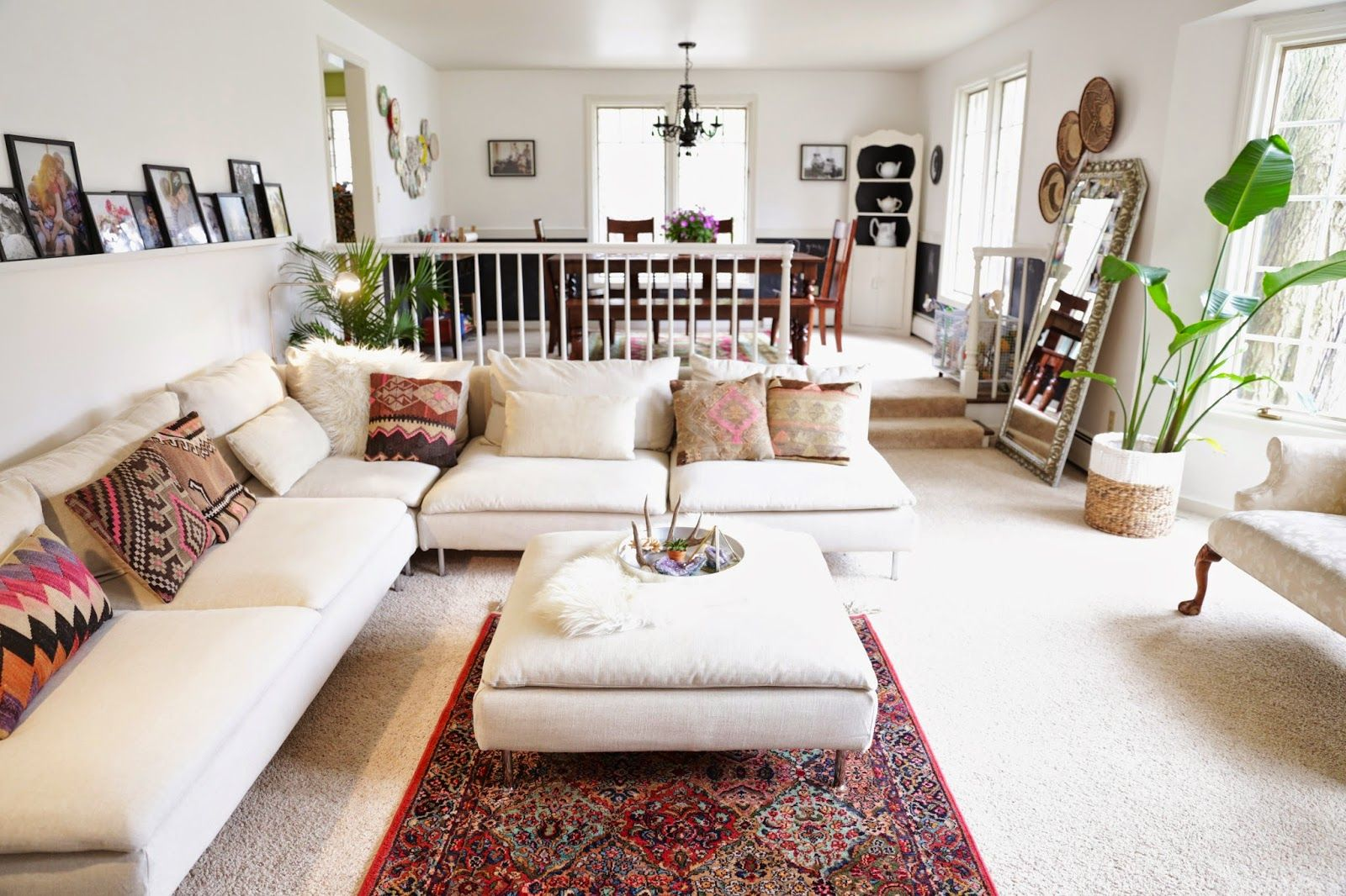 IKEA Soderhamn sofa review Ikea living room, Living room