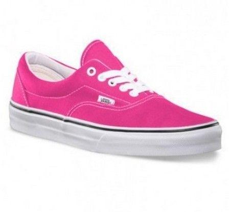 Más Vans era  rosa