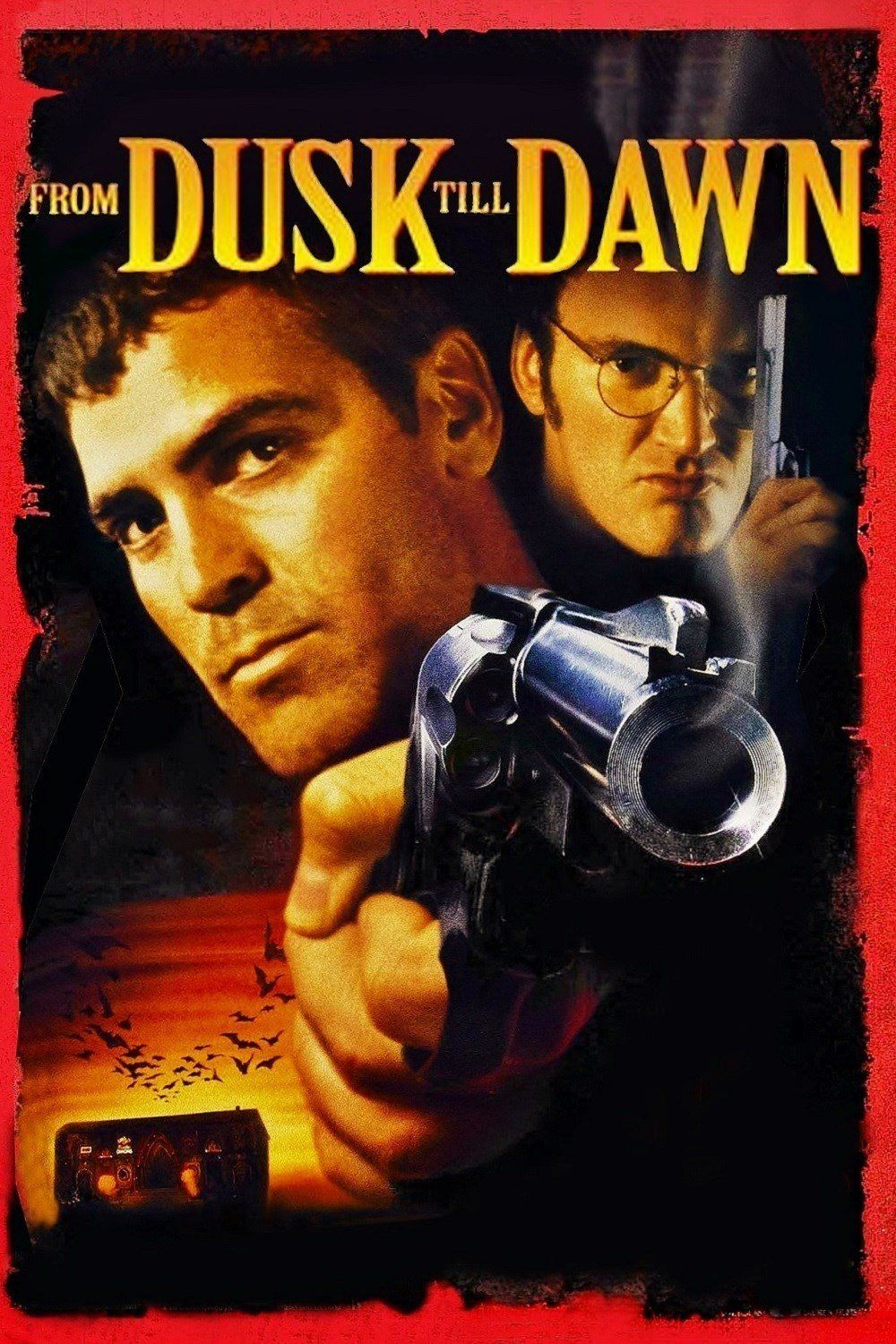 Movie Film Fromdusktilldawn Remember This From Dusk Till Dawn 1996 Movie Throwback Horror Synopsis Tw Dawn Movie Vampire Movies Horror Movie Posters