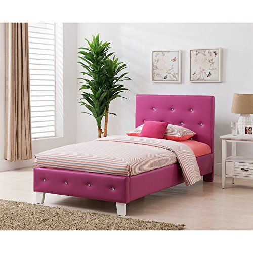 Boraam Kelsey Bed Set Twin Pink Check This Awesome Product By