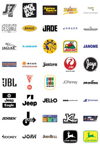 Free vector logos famous company logos and trademarks letter j free vector logos famous company logos and trademarks letter j urtaz Gallery