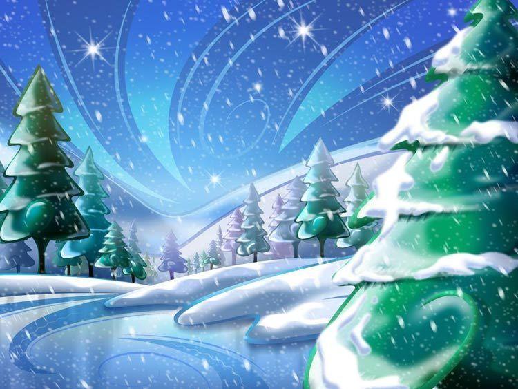 Le petit sapin de Noël - Andersen