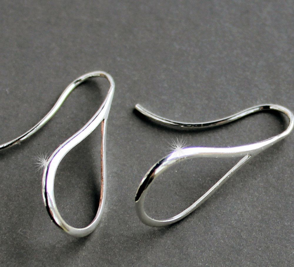 Sterling Silver Jewelry Earrings Marquis Free U S Shipping