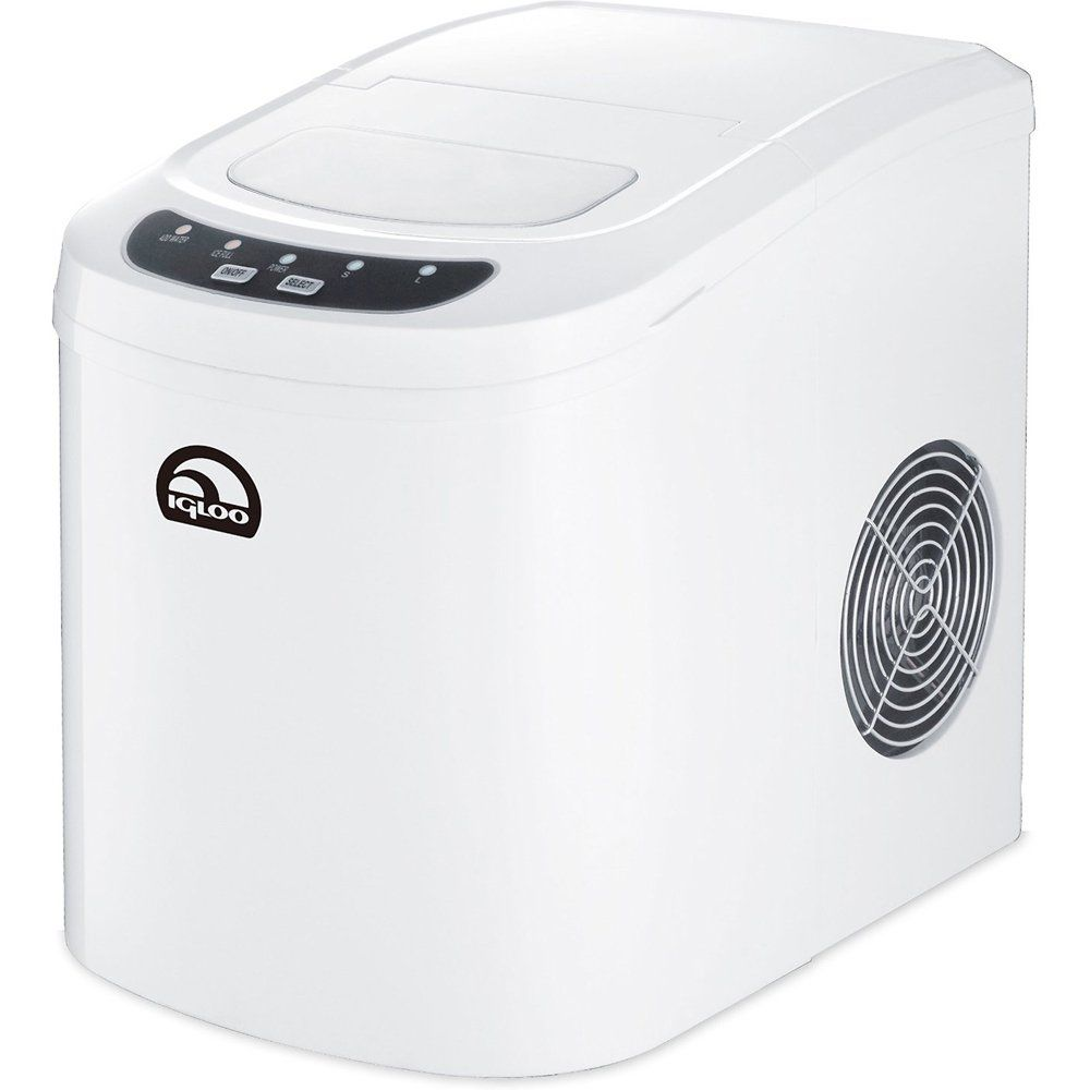 Igloo Countertop Ice Maker With 26lb Per 24 Hours Capacity Chill