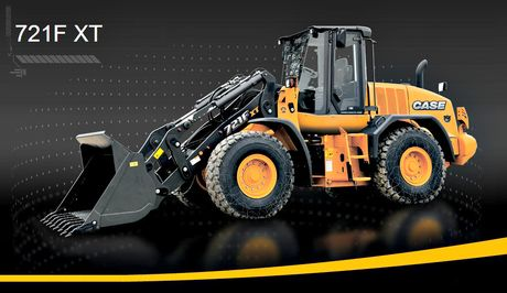 This is the 721 XT #Case #Loader, with maximum power of 195 hp (145 kW), Engine with 179 hp (133 kW), bucket capacity up to 2.3 cu.m and operating weight up to 14 667 kg. http://www.23hq.com/steveharriss/photo/16280119