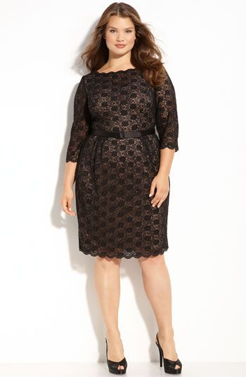 Black Lace With Nude Lining Reviewers Say It Is Covered In Sequins