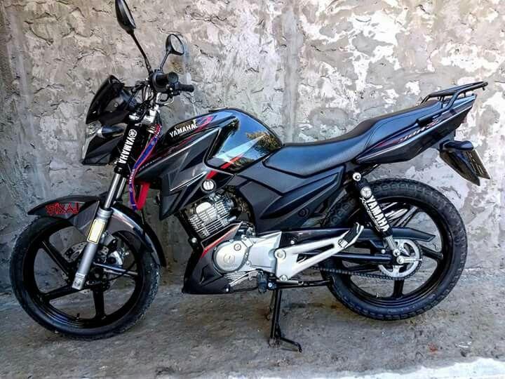 2014 Yamaha YBR 125 - Moto.ZombDrive.COM