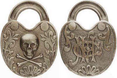 Pirate Chest Lock