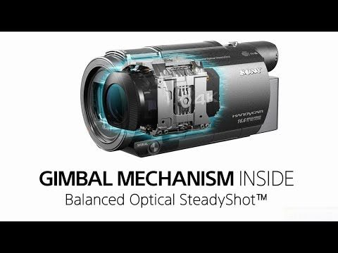 Balanced Optical SteadyShot™