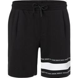 Photo of Hugo Herren Hose Sweat-Shorts, Baumwolle, schwarz Hugo Boss