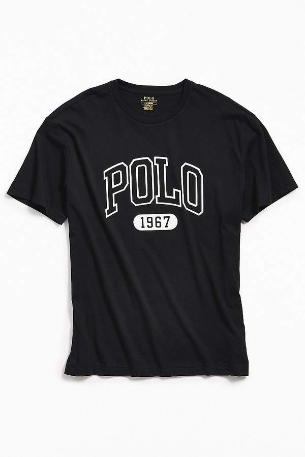 Polo Ralph Lauren Men/'s Polo University Graphic T-Shirt