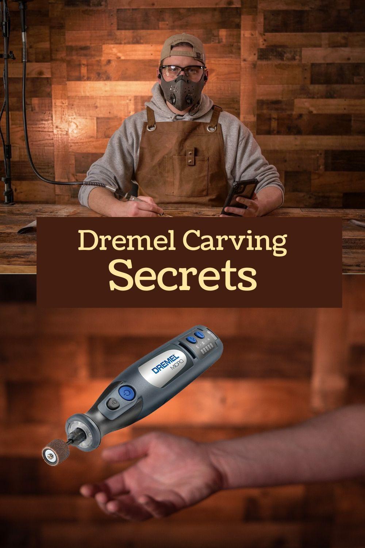 Photo of Dremel Carving Secrets: Wood Carving Tips & Tricks