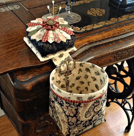 DIY Pincushion Tutorial With Free Pattern