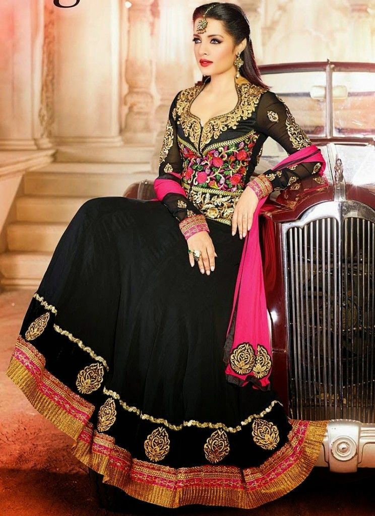 cd82cabd1a New Frocks Design Collection 2015 – 2016 in Pakistan | sarees ...