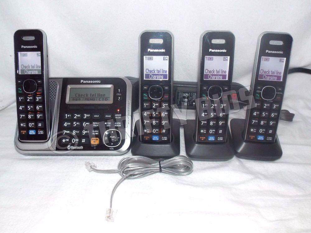 Panasonic KXTGA680 Cordless Expansion Telephone Headset
