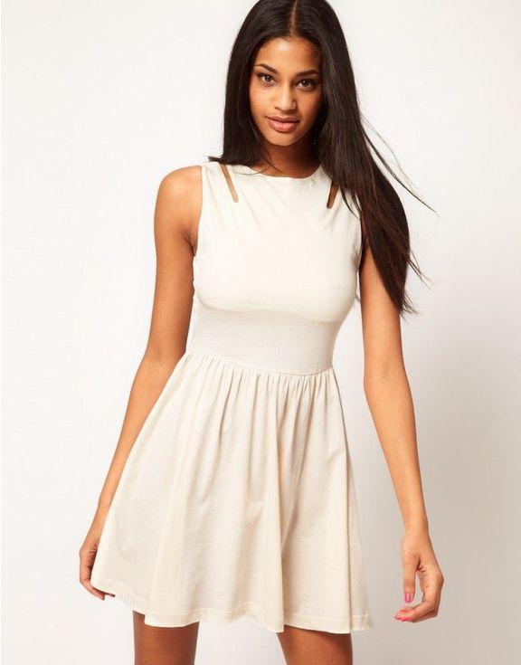 vestidinho - vestidos asos