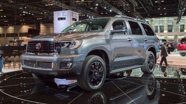2019 Toyota Sequoia Interesting Cars Toyota Sequioa Toyota
