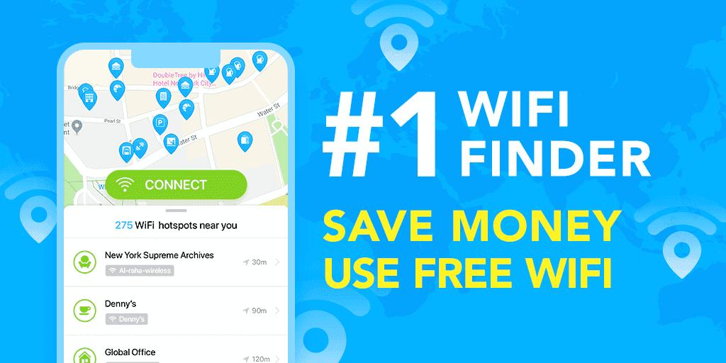Free WiFi Map in Moose Jaw Wifi gratuite, Logiciel