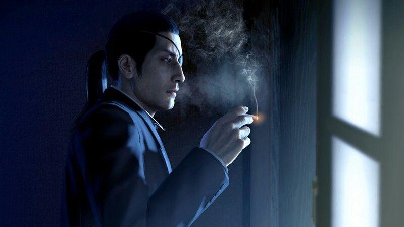 Majima Goro Yakuza 0 Marvel Entertainment Video Game News Kiryu