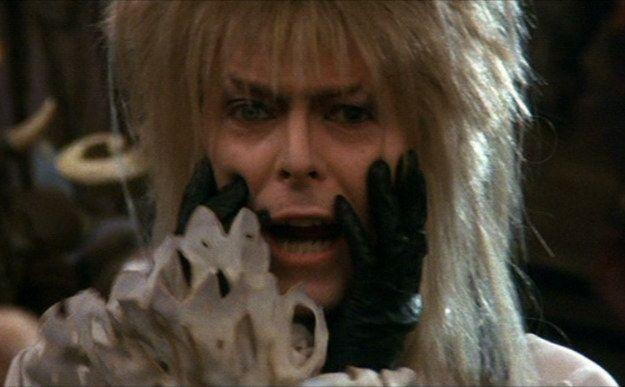 """Magic Dance"" en Labyrinth. 