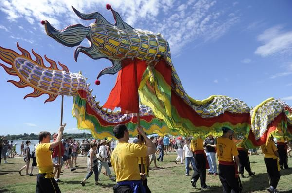 I enjoyed reading about this Event! How wonderful...Love the Dragon Boat, etc... I lived in Denver when I was a child.~ Still thinking of Aurora. Blessings & Love to All of You~