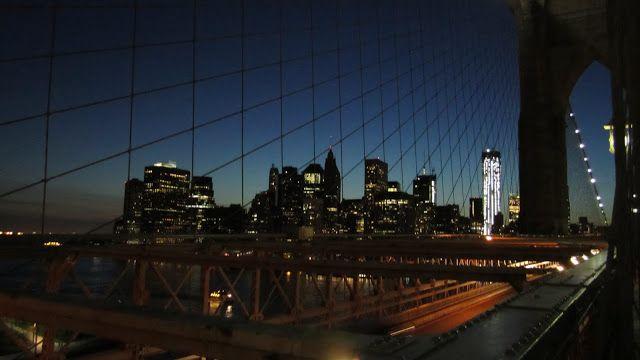 Pikkutalon elämää: Brooklyn bridge
