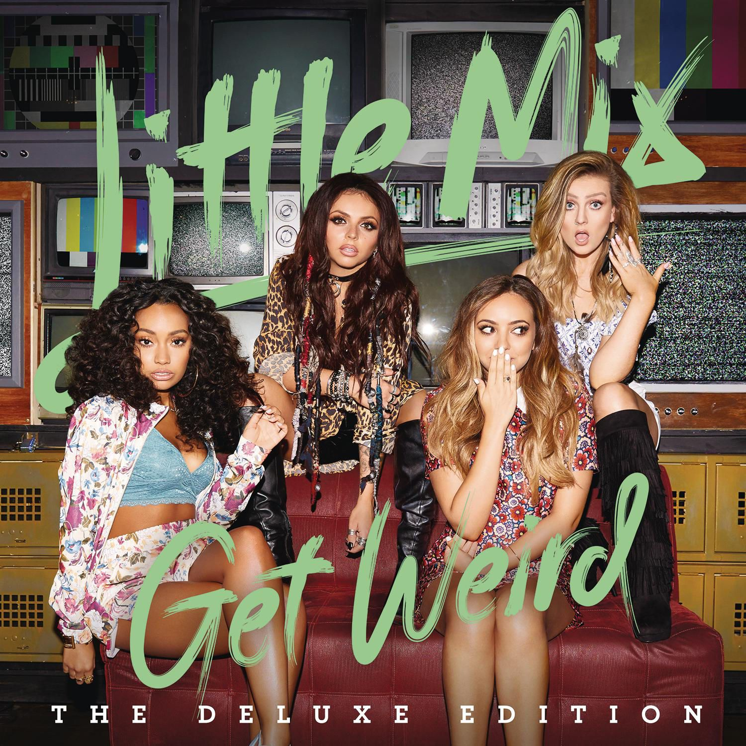 The coloring book chance the rapper itunes - Get Weird Deluxe Edition By Little Mix On Itunes