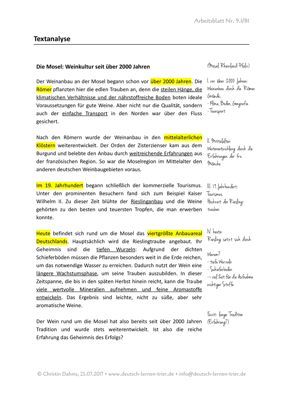 Textanalyse Scharfes Handy Von Harald Martenstein