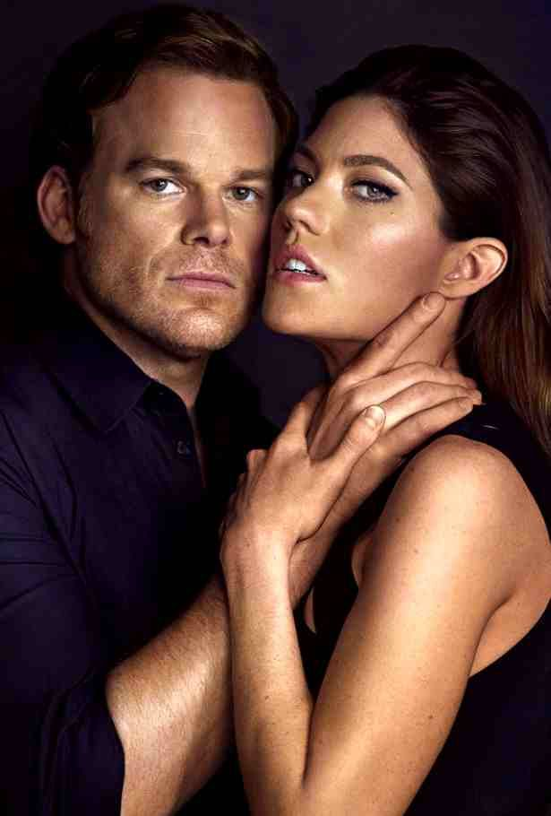 Dexter And Deb I Love There Two They Still Work So Great Together Even After The Divorce
