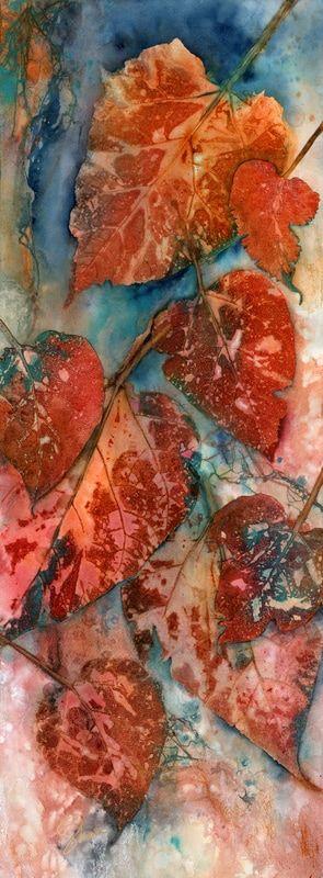 Watercolor by Sheri Trepina